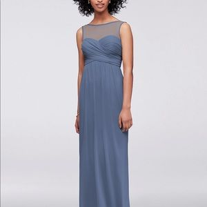 Bridesmaids/Formal Dress Sweetheart illusion